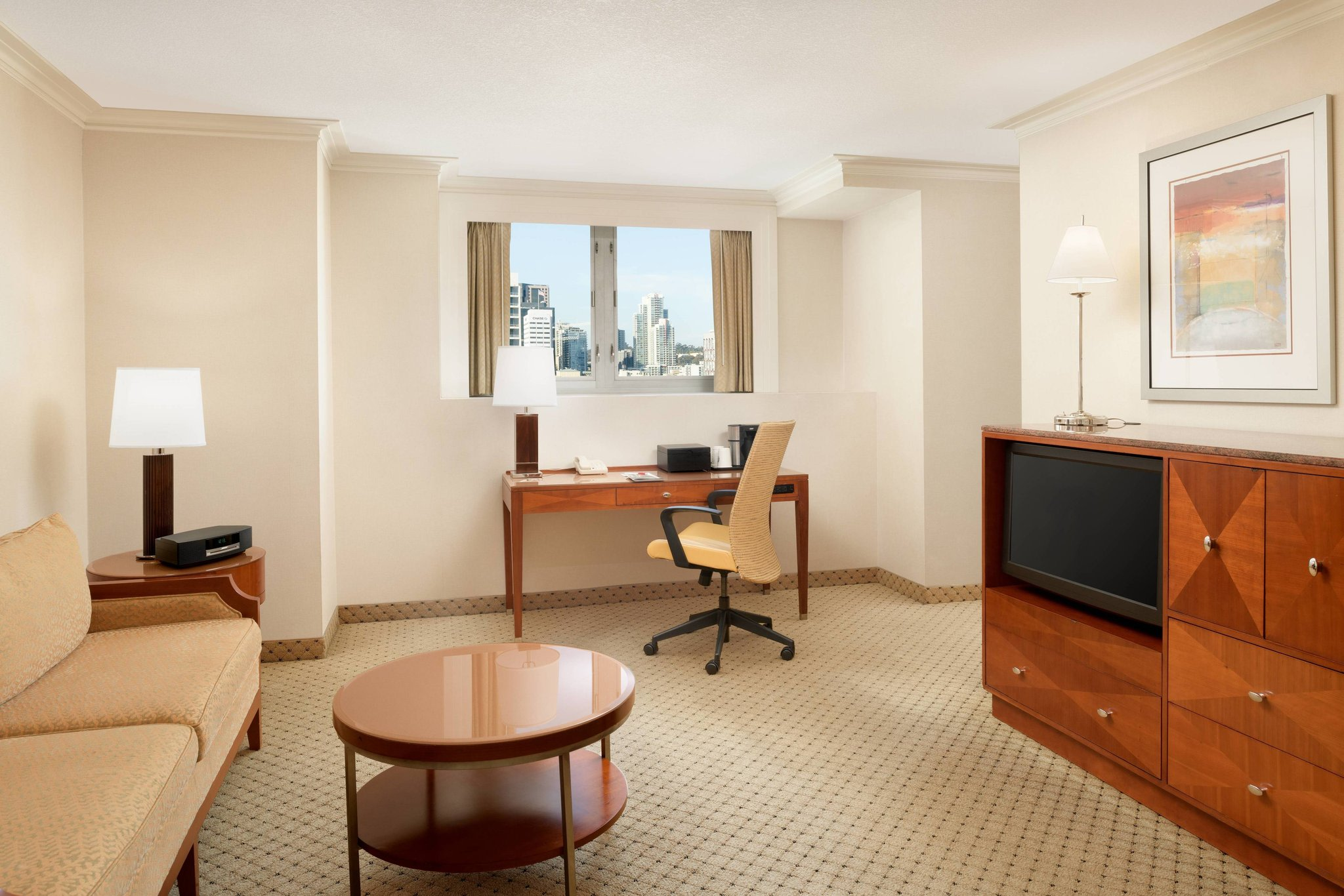 One-Bedroom Larger Suite