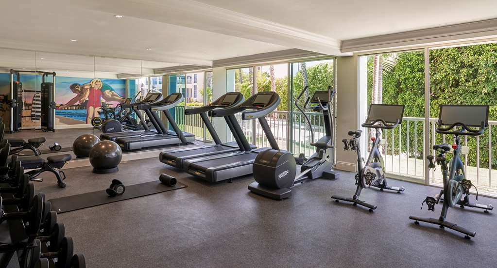 Viceroy Santa Monica Fitness Center